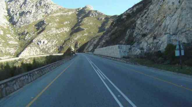 outeniqua mountains