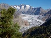 Aletsch Gletscher, Switzerland