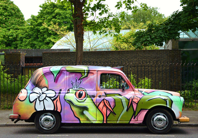 Modified-London-Taxi