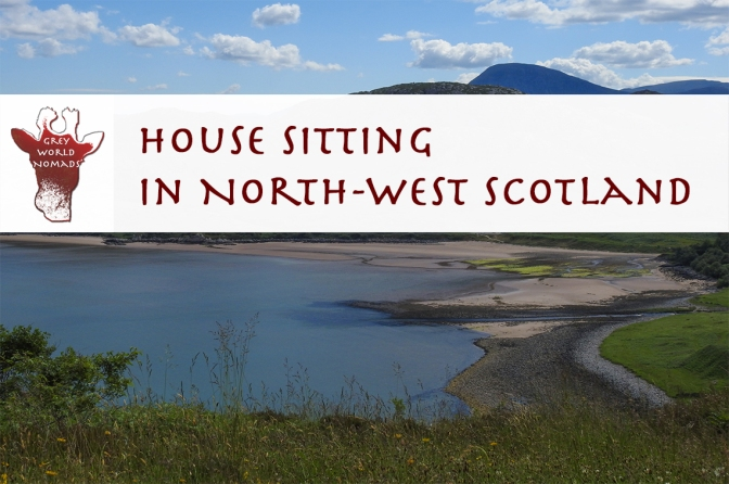House Sitting In North-West Scotland