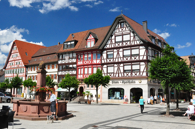 tauberbischofsheim-germany