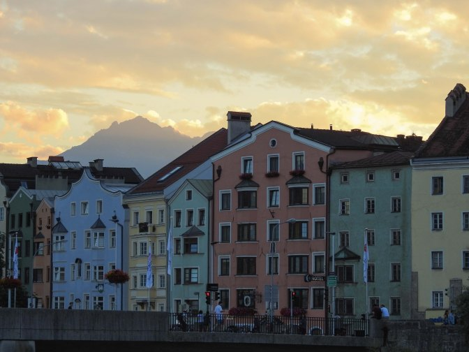 Innsbruck Evening Impressions