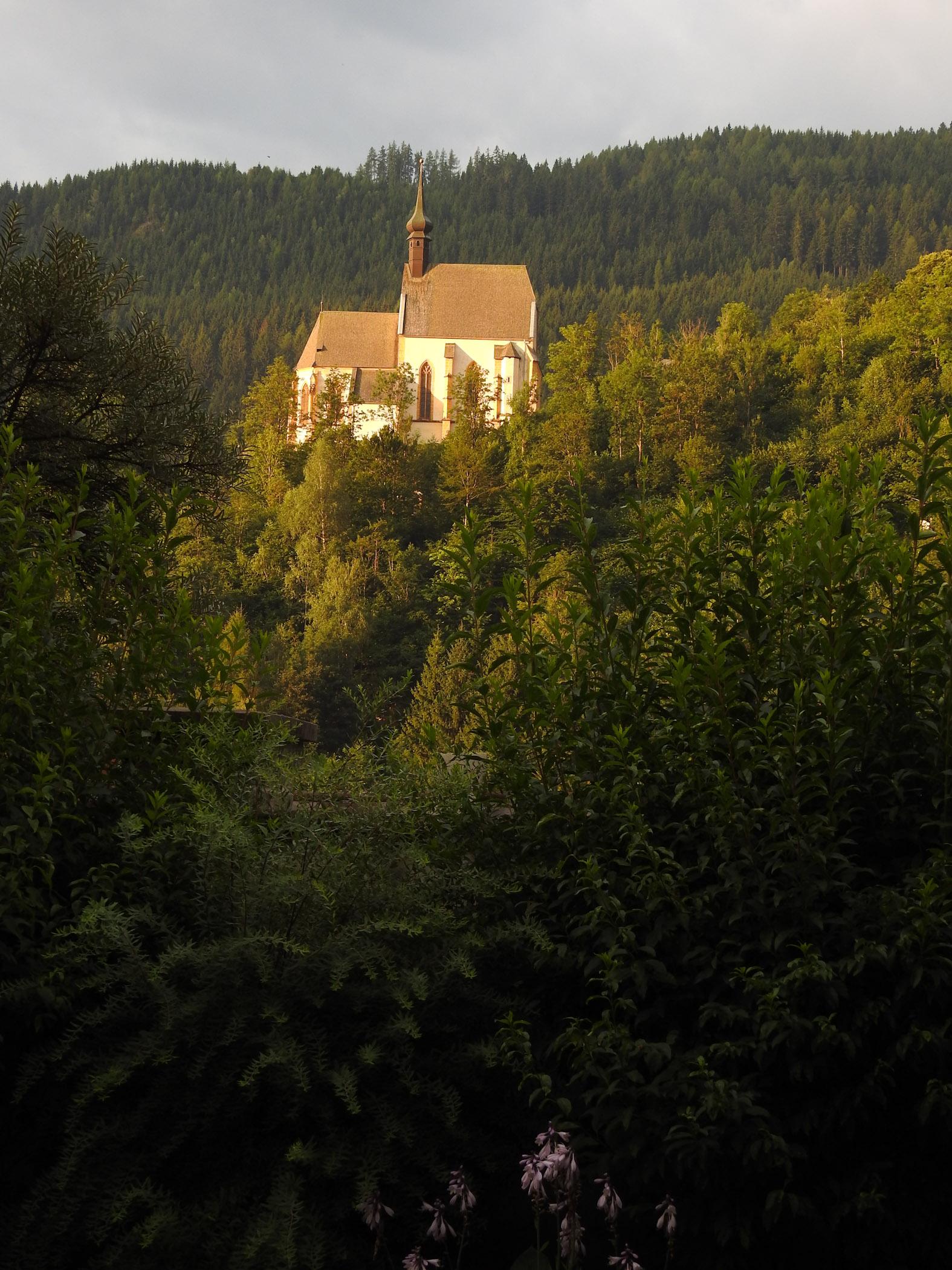 St. Leonardkirche, Murau