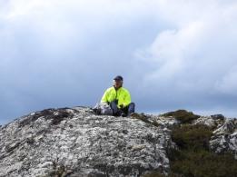 Hiking in north-west Scotland
